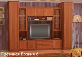 """стенка   """" БРАВИЯ - 6 """""""
