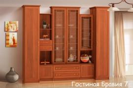 """стенка   """" БРАВИЯ - 7 """""""