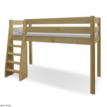 Кровать - чердак Маугли