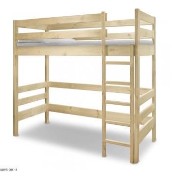 Кровать - чердак Юнга